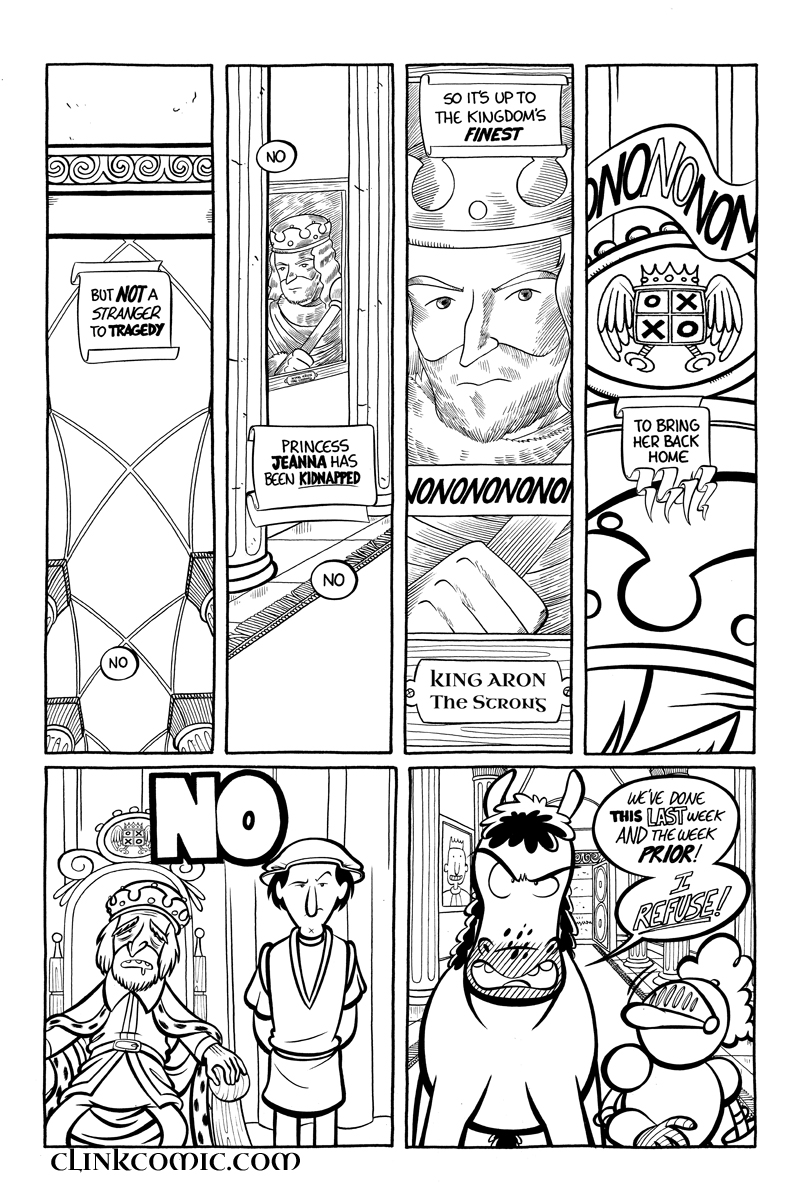Divide and Conquer #1, Page 2