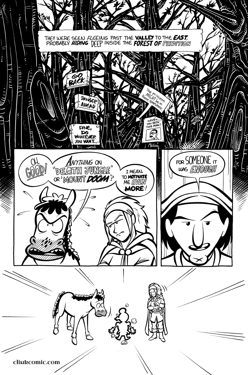 Divide and Conquer #1, Page 6