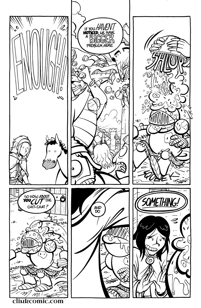 Divide and Conquer #1, Page 18