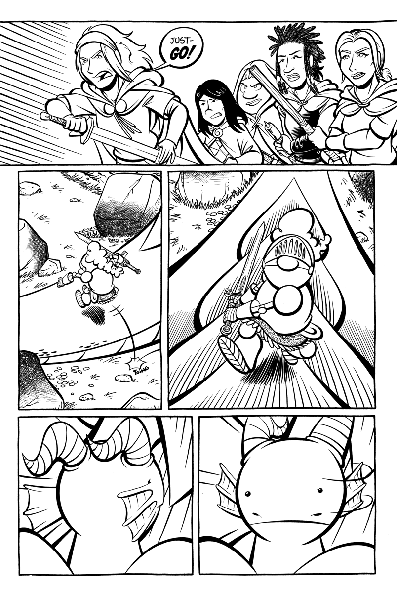 Divide and Conquer #2, Page 4
