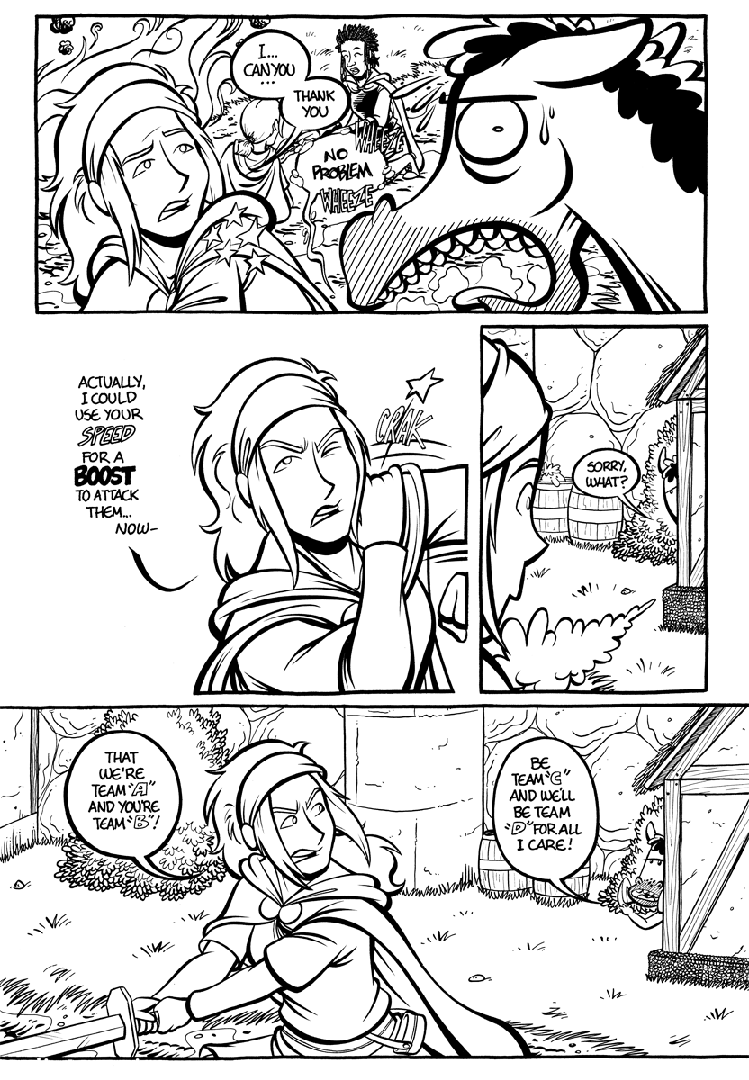 Divide and Conquer #2, Page 11