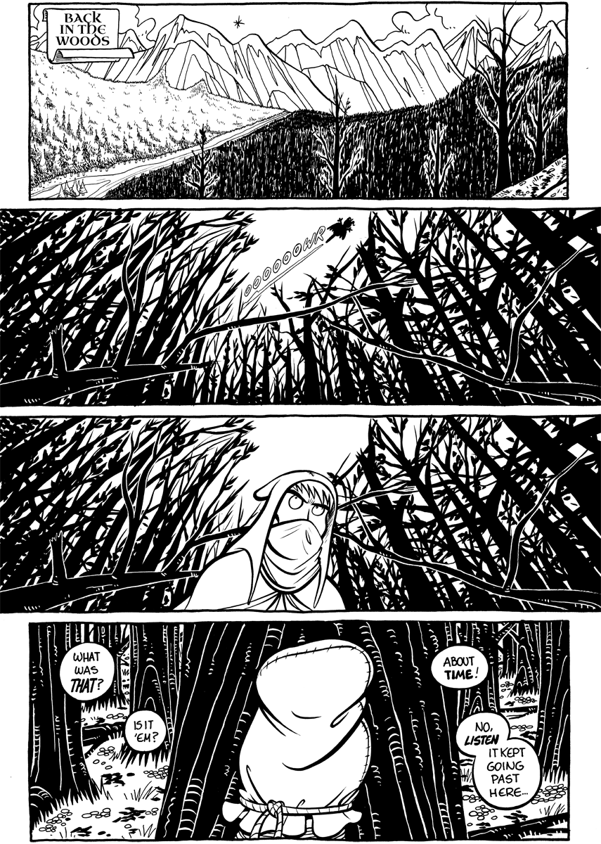 Divide and Conquer #3, Page 06
