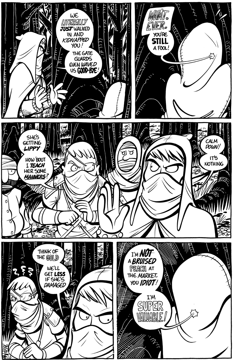 Divide and Conquer #3, Page 09