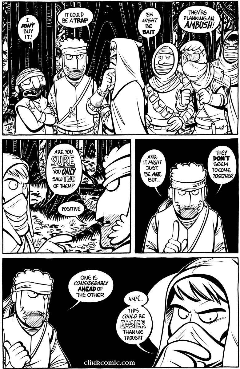 Divide and Conquer #3, Page 11