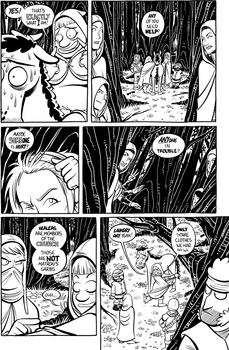 Divide and Conquer #4, Page 05