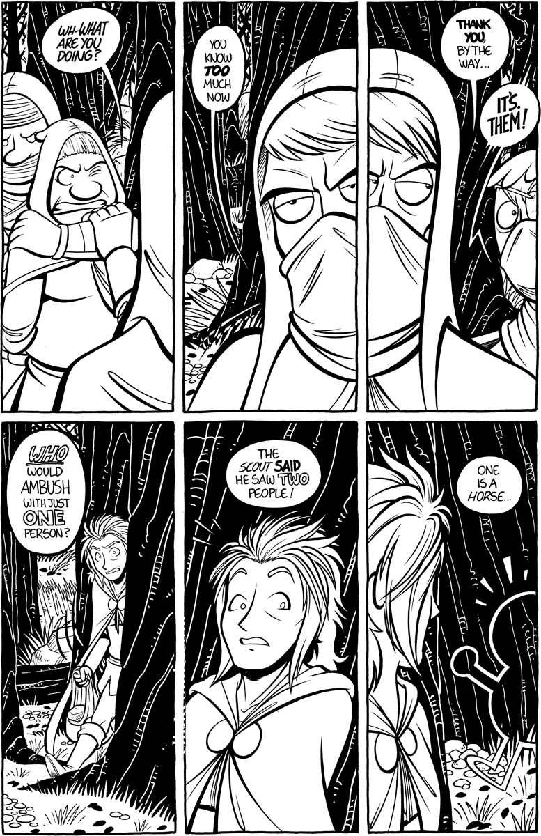 Divide and Conquer #4, Page 10