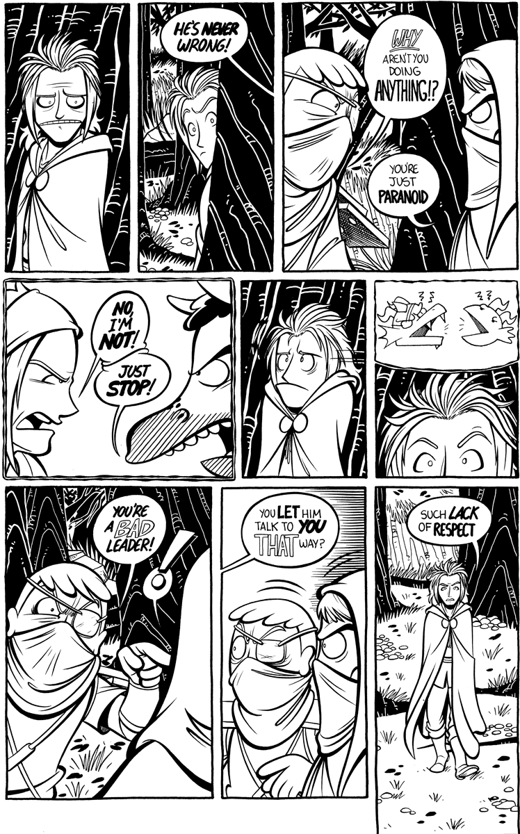 Divide and Conquer #4, Page 11
