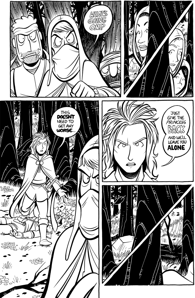Divide and Conquer #4, Page 15